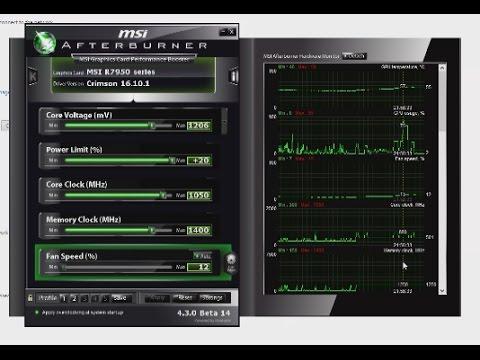 MSI Afterburner Not Overclocking FIX
