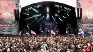 "Ensiferum Live at Bloodstock Open Air 2010 - ""From Afar"""