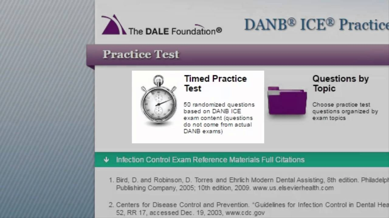 danb ice exam practice Flashcards and Study Sets | Quizlet