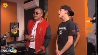 Lil' Kleine rapt 'Zo Verdomd Alleen' voor Danny de Munk - ABOVT3