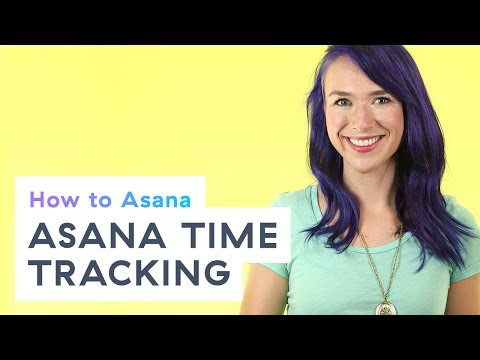 How to Asana: Asana time tracking
