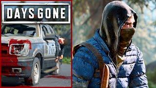DAYS GONE (PC Mods) - Brutal Combat & Survival Stealth Kills Vol. 1 [Cinematic Style]