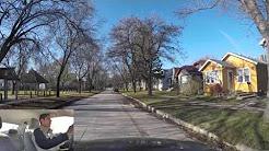 Winnipeg City Driving Lesson - Pembina and Grant Area