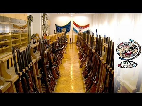 Will Croatia's Entry To The EU Flood Europe With Guns? (2013)