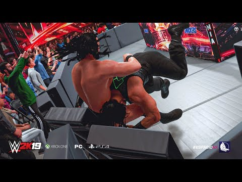 WWE 2K19: Every OMG Moment in the game