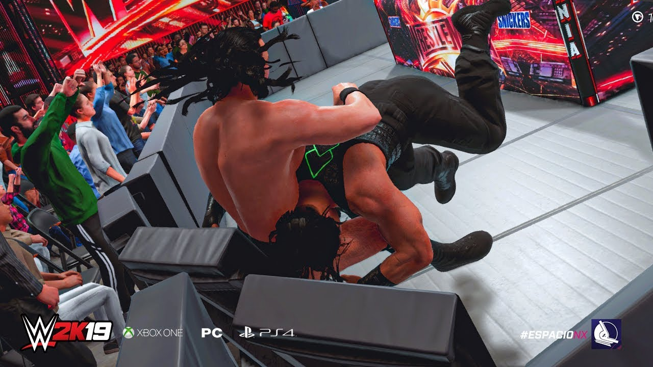 Download Every OMG Moment in WWE 2K19