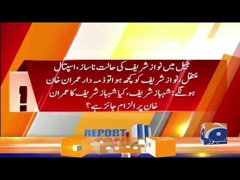 Hafeezullah Niazi | Nawaz Sharif Ko Kuch Hua To Zimedar PM Imran Khan Honge