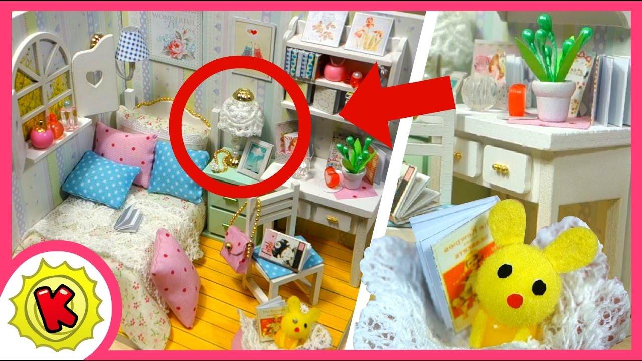 Как сделать комнату для кукол фото
