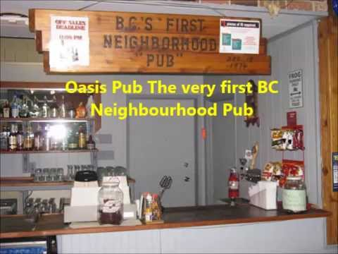 BC Pubs for Sale Oasis Pub- HWY 97 N, McLeese Lake Jeff Stark 604-437-1123 Pub for Sale