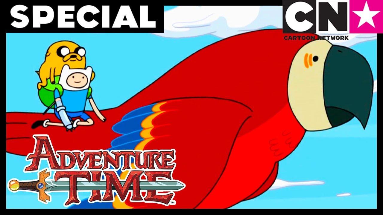 Hora de Aventura LA | Islas, Parte 1: La invitación | Cartoon Network