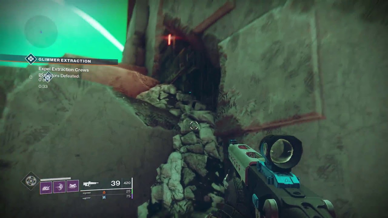DESTINY 2 - WELL OF FLAMES CHEST LOCATION ON NESSUS - IMPERIAL TREASURE MAP