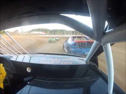 Eagle Valley Speedway Hornet Heat #2 6/9/16