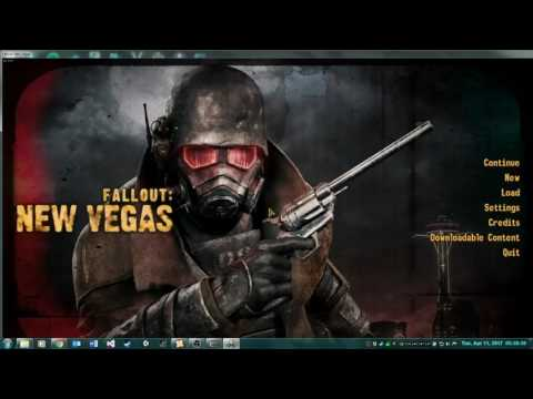 Fallout New Vegas Modding Tutorial - NVSE & Project Nevada