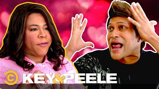 Meegan and Andre: A Love Story - Key & Peele