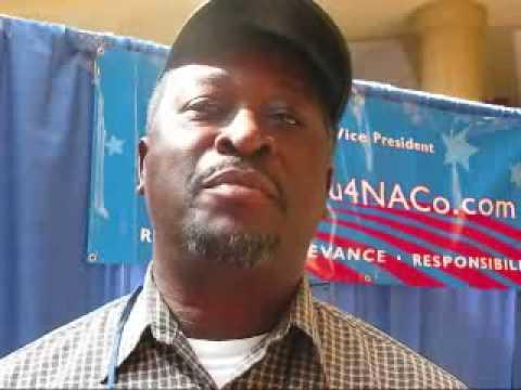 Mayor Johnny Thomas of Glendora, Mississippi endorses Lou Magazzu