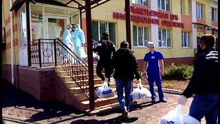 Бесплатные обеды медикам доставляют 11 кафе и ресторанов в Альметьевске