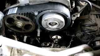 Замена ремня ГРМ Renault К4М