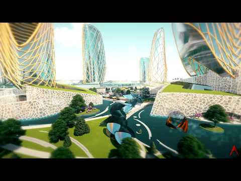 NEW KAUNAS - Future City of Lithuania