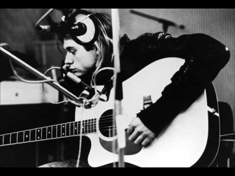 Kurt Cobain -  Live Songs Performed Solo (Opinion, Lithium,  Dumb,  Been A Son) @ KAOS Radio 1990