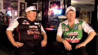 2. Castrol John Force Racing Story Celebrating 25 yrs Early Days