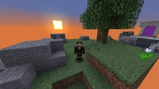 First time playing Skyblock on Hypixel