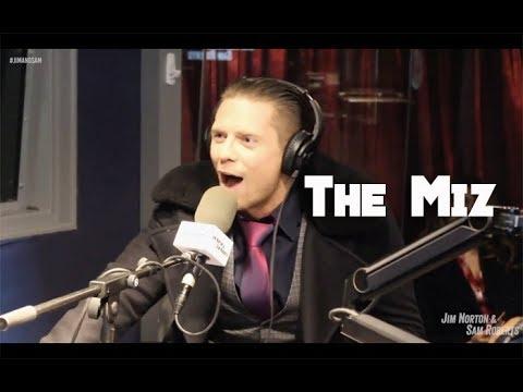 The Miz  - Lavar Ball Segment, Pregnancy angle, John Cena, etc - Sam Roberts