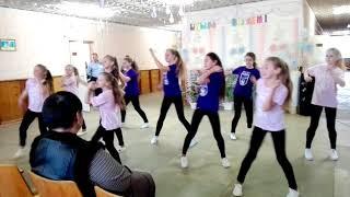Танец Рэкобэй, Бостынская СШ, 2017 г