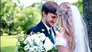 Mason + Taylor || Fayetteville, AR Wedding Video