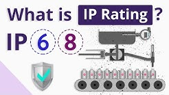 What is IP Rating? (Ingress Protection Rating)
