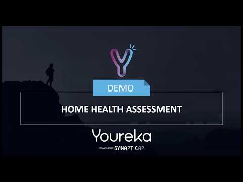 Salesforce Mobile Forms: Home Health Assessments Demo | Youreka by Synaptic AP