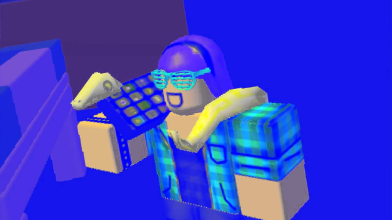 rude roblox music video