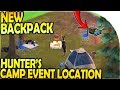 NEW BACKPACK + HUNTER'S CAMP EVENT LOCATION INBOUND - Last Day on Earth Survival Update 1.10.2