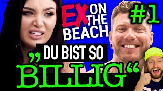 Ex on the Beach 2021 - ZICKEN & BEEF mit Till von Love Island in Folge 1!
