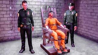 PRISON SIMULATOR Gameplay Trailer (2018)