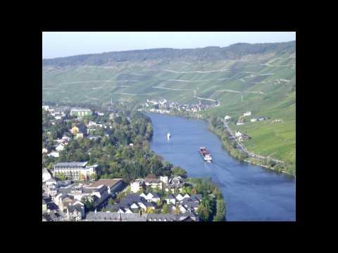 German Rivers of Wine