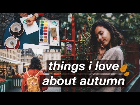 AUTUMN TO ME 🍂☕️ | INSPIRATION AND FAV THINGS TO DO
