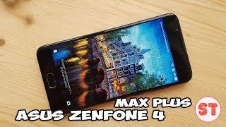 aSUS Zenfone 4 Max Plus - полный обзор новинки от ASUS