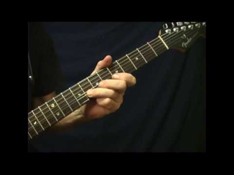 The Sound of Modes: Same Lead Guitar with 7 Modal Accompaniments