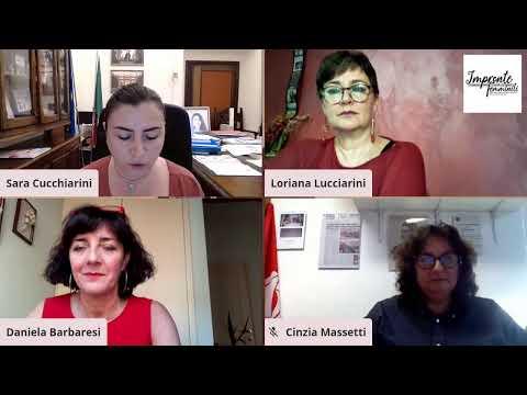Doppio carico: storie di operaie con Loriana LUCCIARINI, Cinzia MASSETTI e Daniela BARBARESI