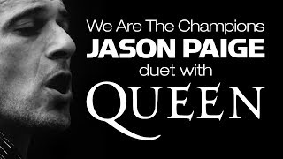 Jason Paige & Queen Sing We Are The Champions