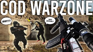 Call of Duty Warzone - Can you please explain this?!