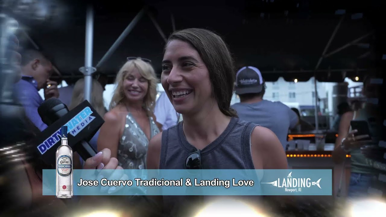 DWTV Show from The Landing Restaurant Newport RI