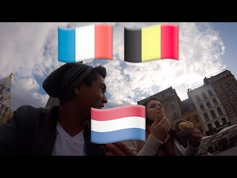 Three Countries, One Long Weekend (France, Belgium, Netherlands)