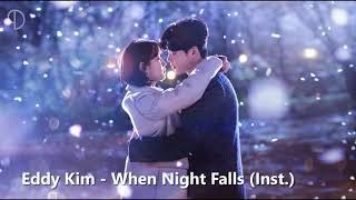 Eddy Kim - When Night Falls (Instrumental)