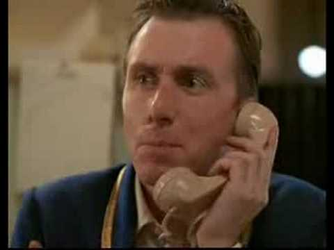 Four Rooms  Tim Roth Chats with Margaret