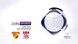 Göztepe 1 - 0 DG Sivasspor #Özet