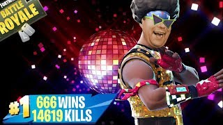 🔴FORTNITE Lv.100 NEW SKIN PREDATOR OF THE PALUDE! CODE: XIUDERONE