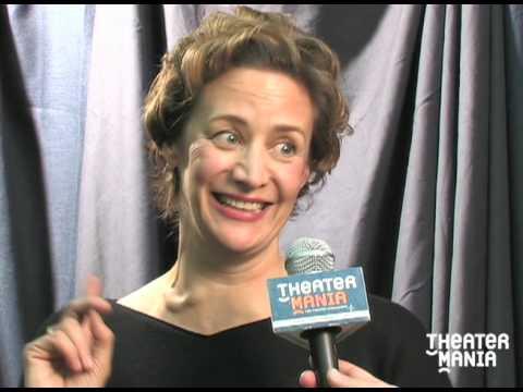 2009 Drama Desk Interview with Award Winner Janet McTeer