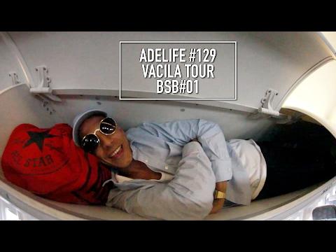 ADELIFE#129 - VACILA TOUR BSB #01 ( Chegada em Brasília )