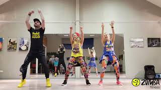 Con CALMA - Daddy Yankee & Snow (zumba fitness)